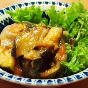 夏野菜のラタトゥイユ(๑•̀ㅂ•́)و✧